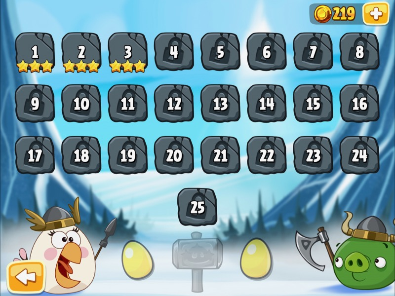 The iOS gaming version of an advent calendar