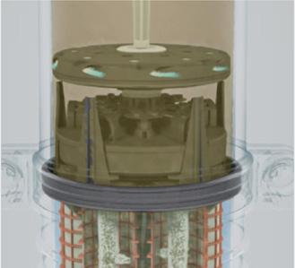 Smart gear & Hydraulic turbine
