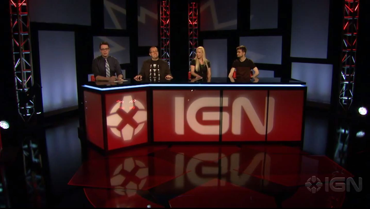 IGN Live! Stream of Comic Con 2014: