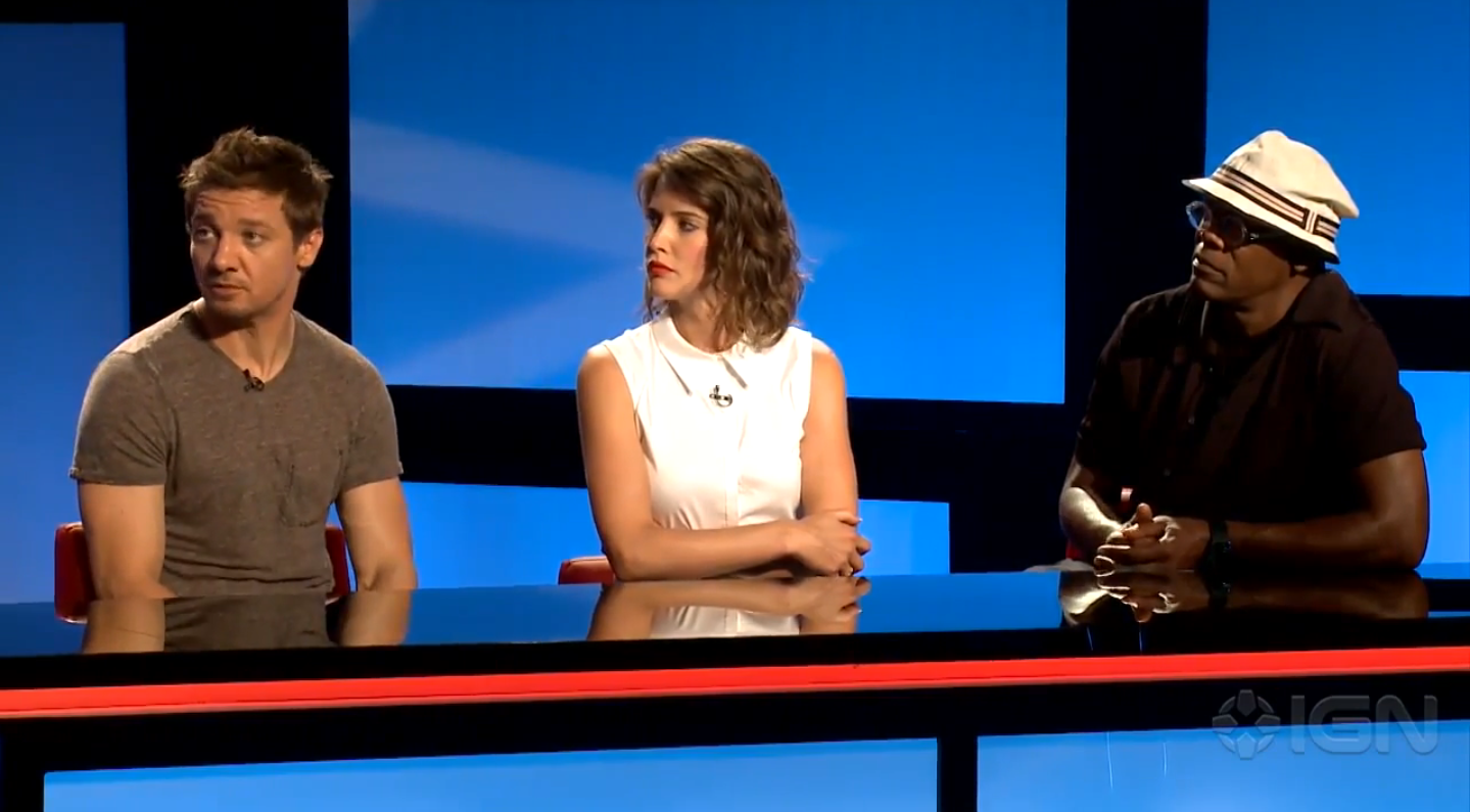 IGN Live! Stream of Comic Con 2014