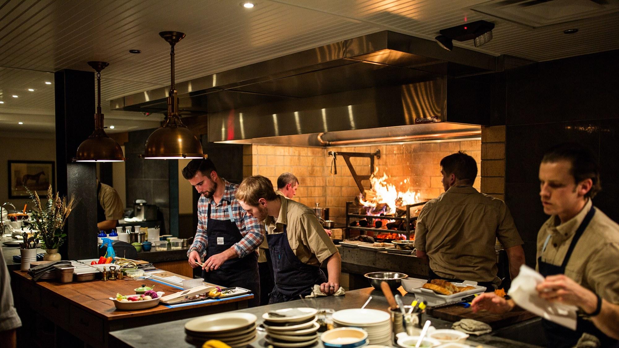 Washington D.C. Is the Restaurant City of the Year - Bon Appetit (8/10/16)
