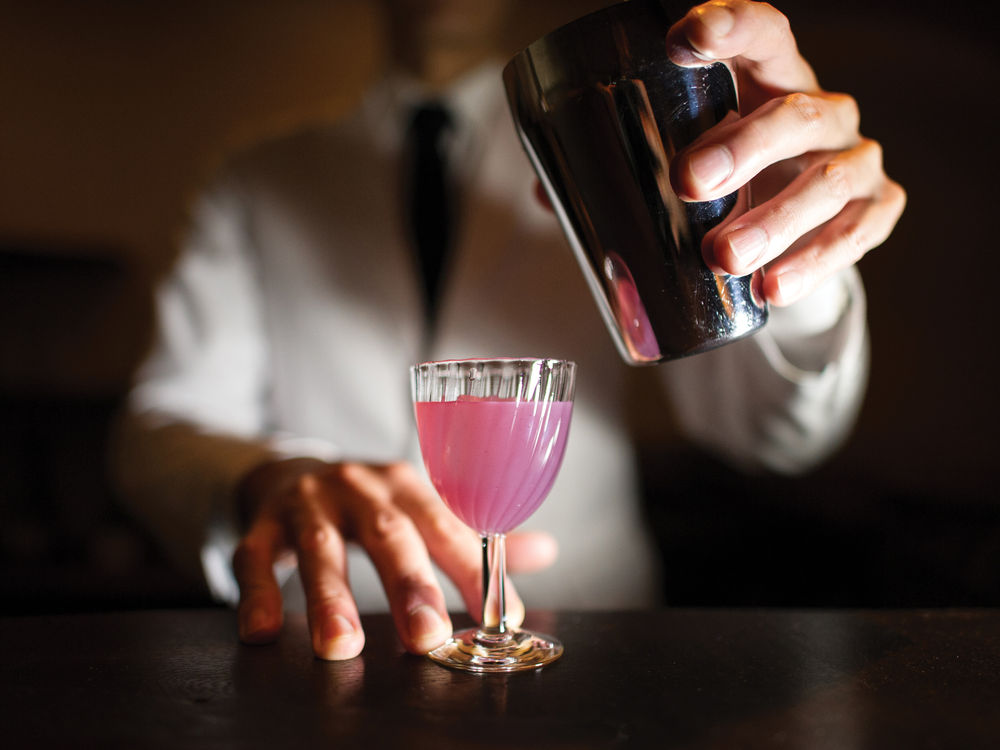 Tiny Cocktails are The Best Thing Since Bitters - Saveur (2/17/16)