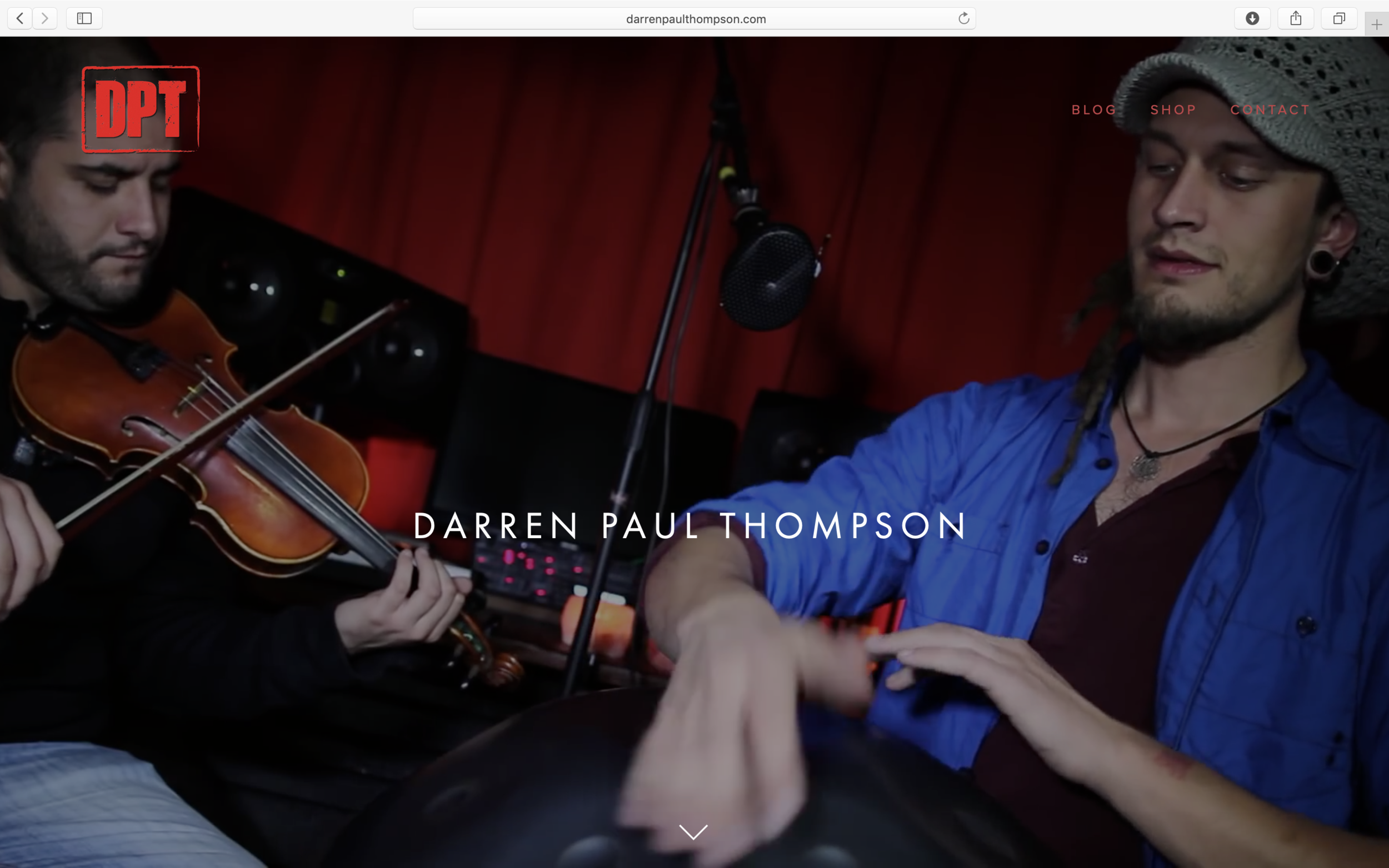 DarrenPaulThompson.com