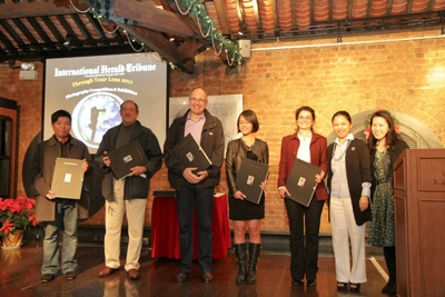 IHT Through The Lens 2011  - The Competition Judges