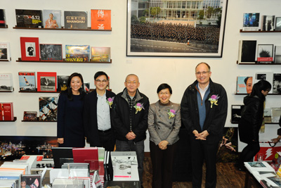 AsiaOne Photobook Store  - Opening with VIP Guests