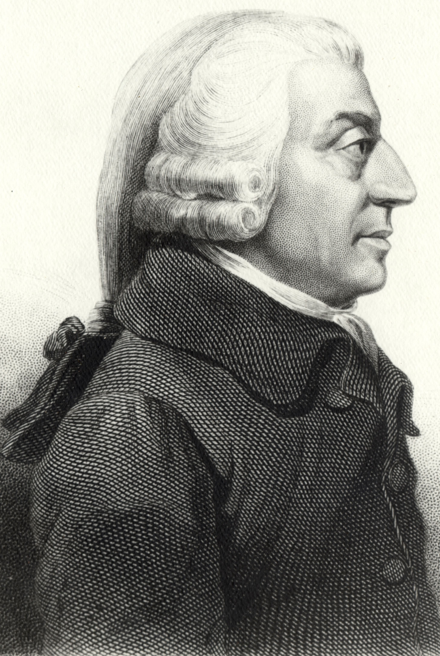 Adam Smith (Source: Wikipedia)