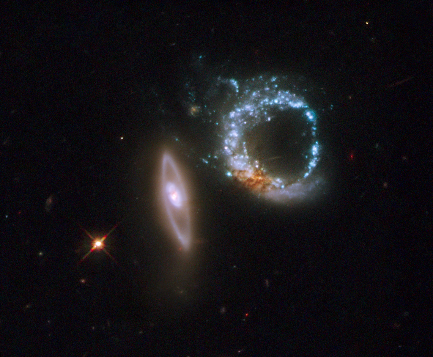 [Hubble Space Telescope]