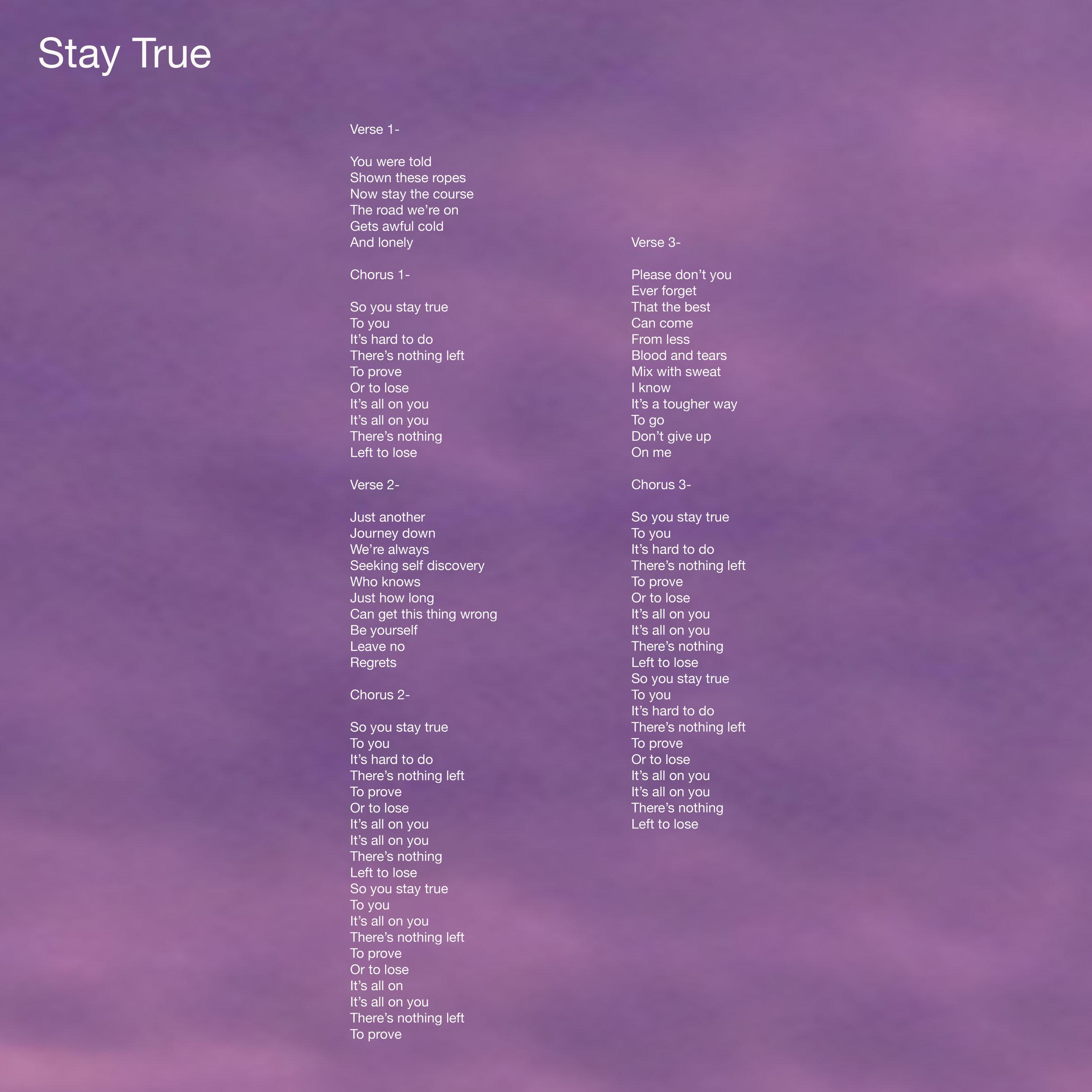 StayTrueROOM101LyricArtDLX.jpg