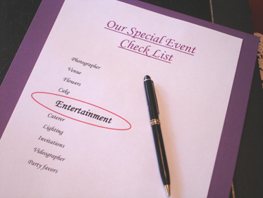Entertainment is one of the most important services  you will have for your upcoming event.