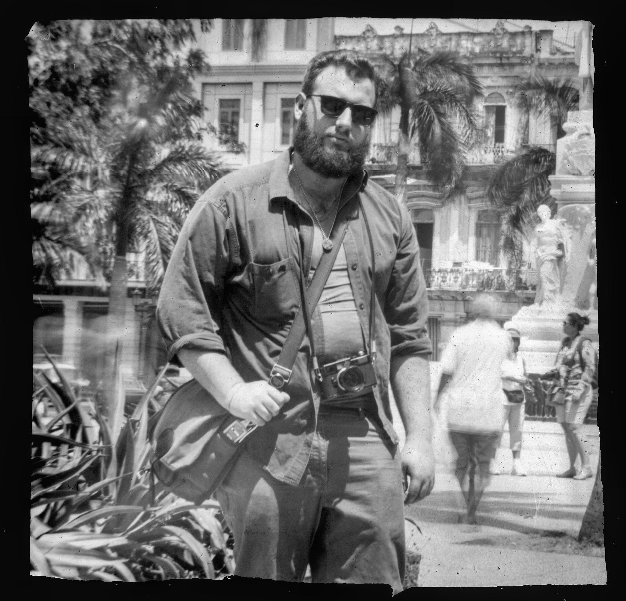 Havana Cuba - Shot on an Afghan Box Camera