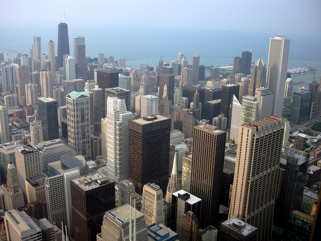 Downtown Chicago Building Roundup, by Gravitywave