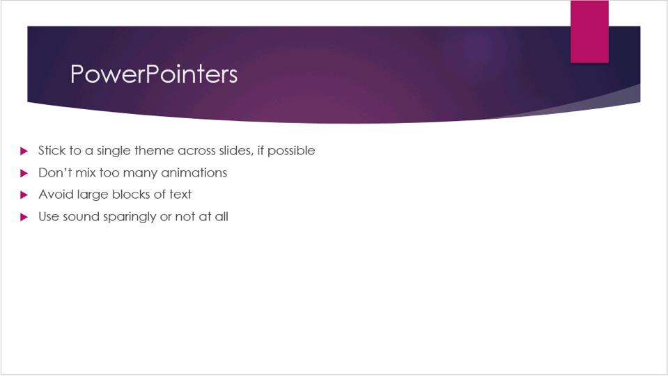 Slide 3 - Misaligned Placeholders