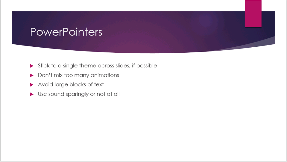 Slide 3 - Aligned Placeholders