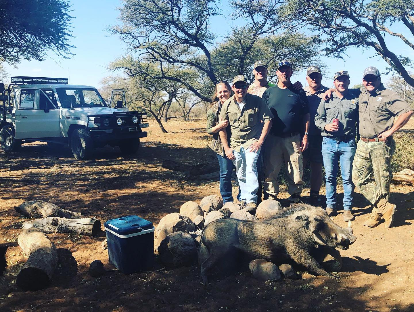 Colby & Crew Warthog