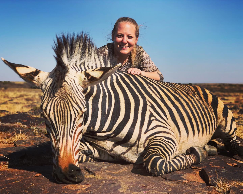 Hannah Hamner Zebra