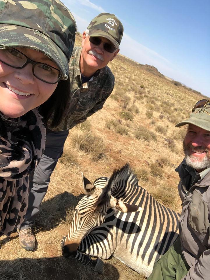 Ashley Burton Zebra