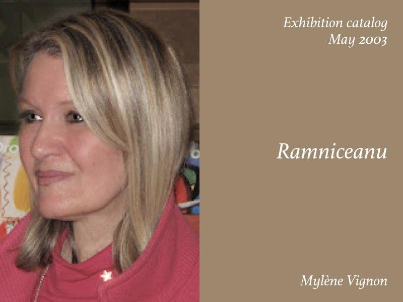 Essays — Ramniceanu, Mylène Vignon
