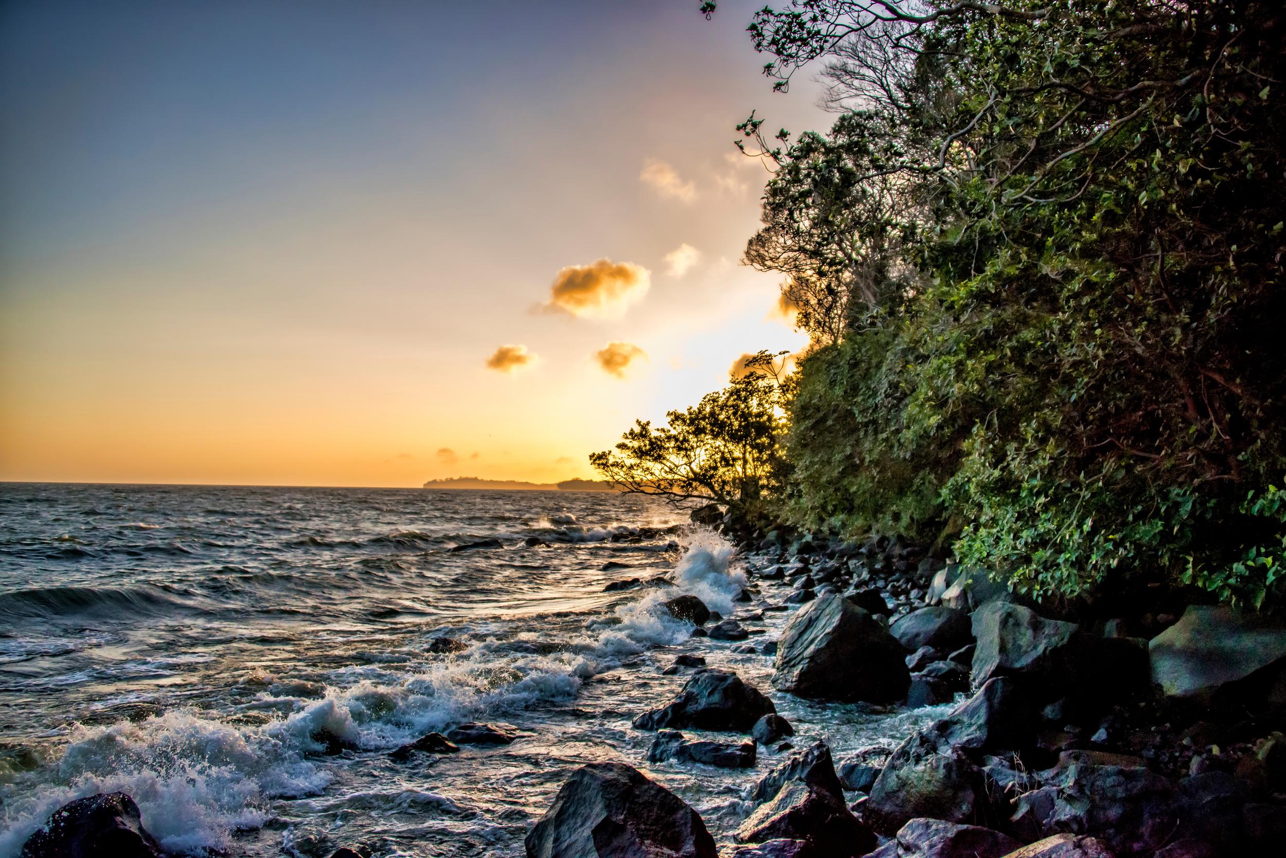 Sunrise on Ometepe