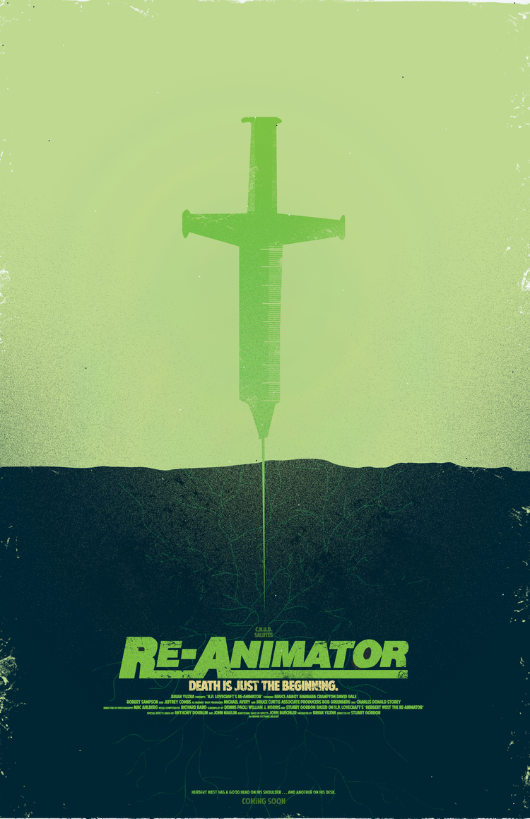 Re-Animator (versions 1 & 2)