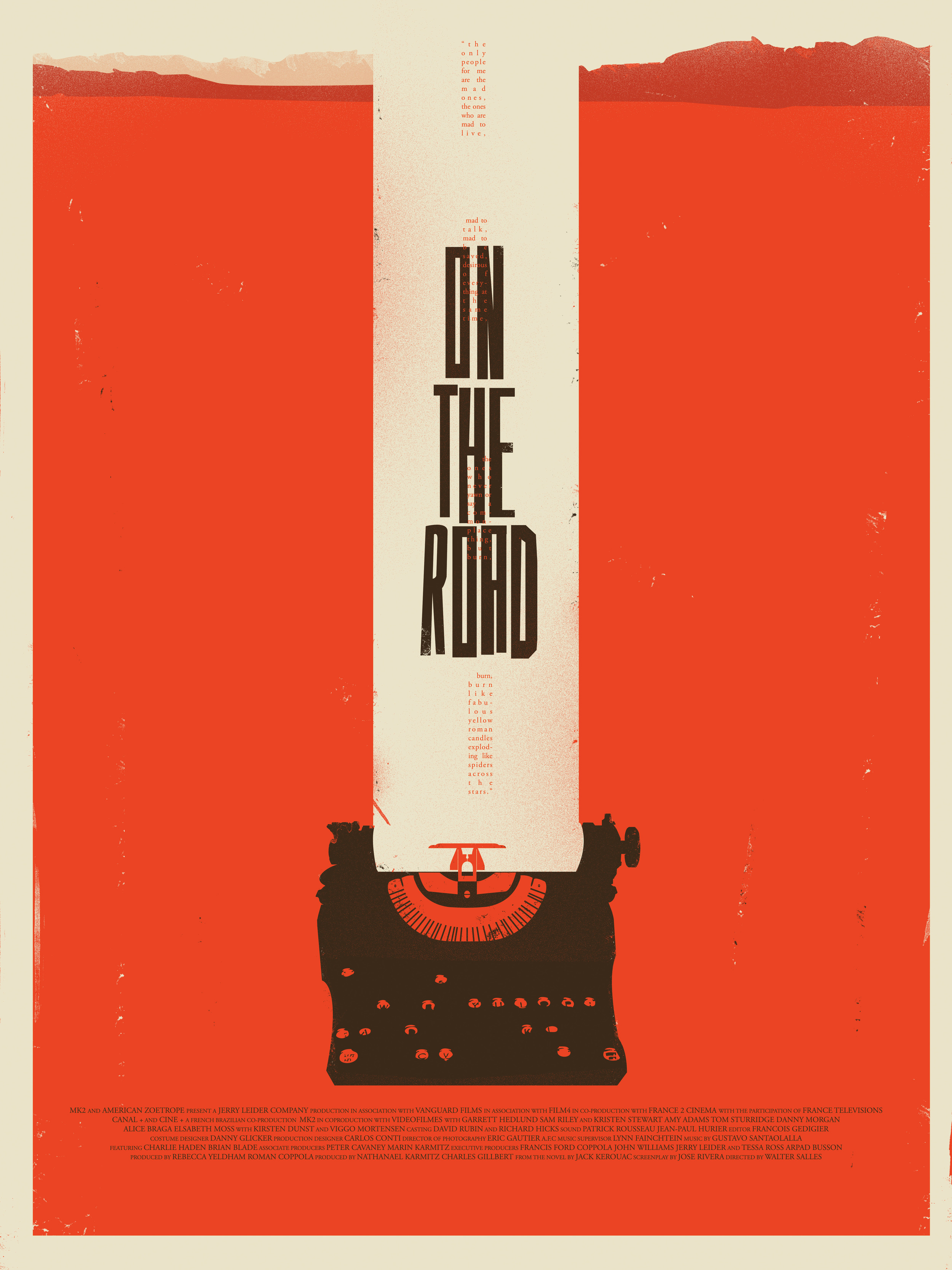 Shortlist: On The Road
