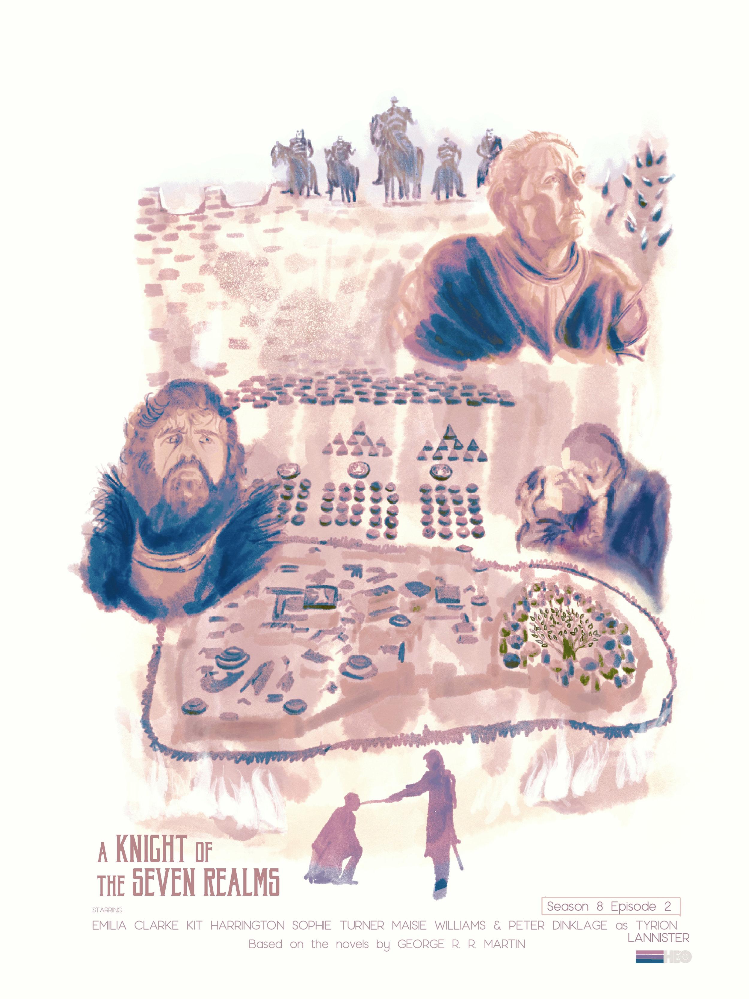 Game of Thrones Final Season Episode 02