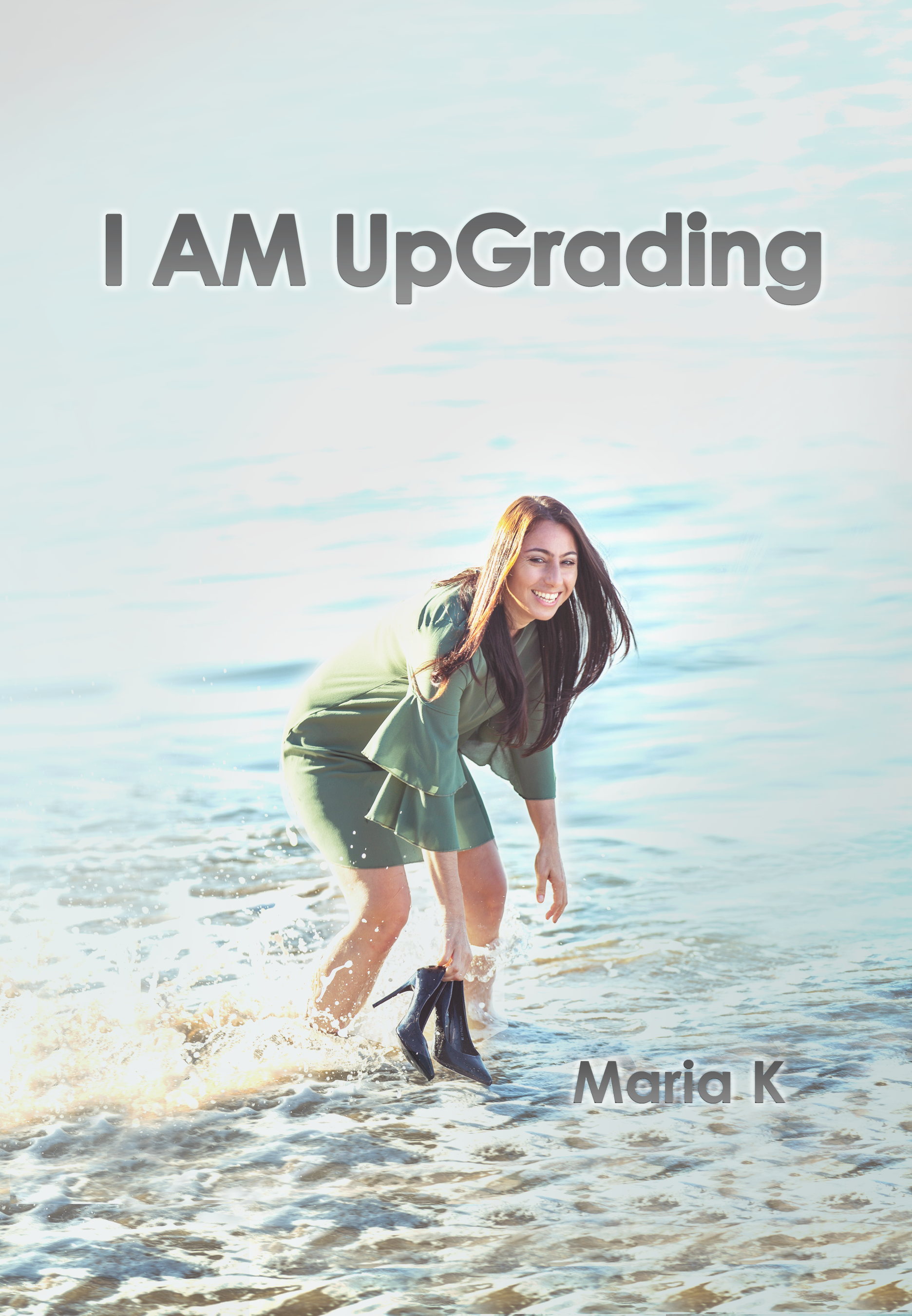 About Maria K. - British-born Cypriot Maria K is living her best life in Goa, India, and the UK, and helping people UpGrade their lives both in person and online through coaching, speaking, teaching, and consulting.Contact Maria:maria@upgradewithmariak.com.