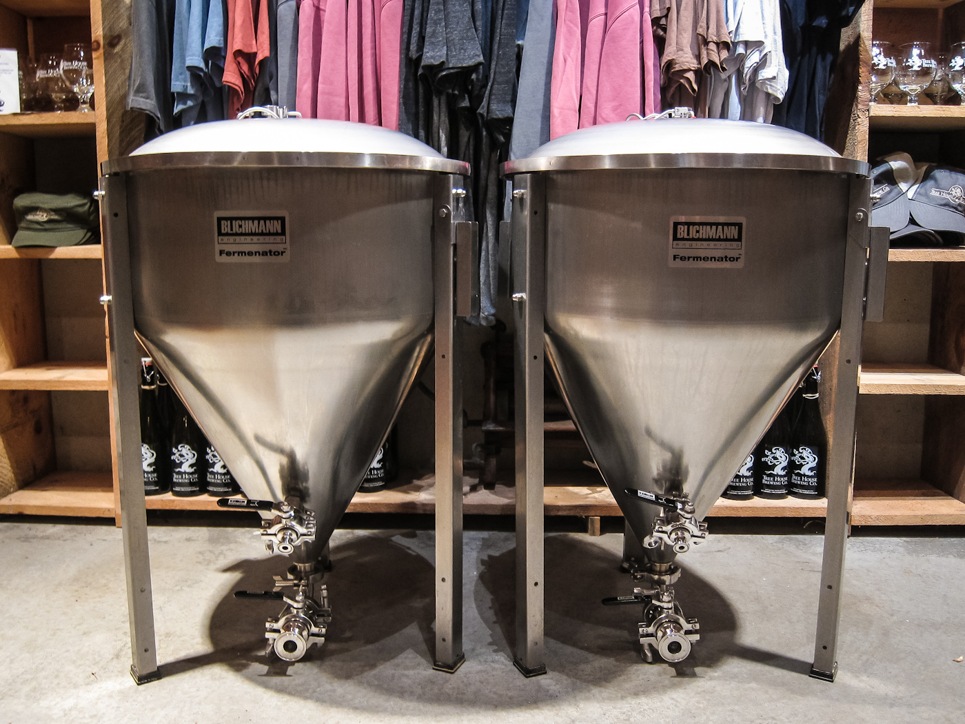 """Hi. We are fermenters. We previously held """"Julius"""" and all kinds of other deliciousness."""