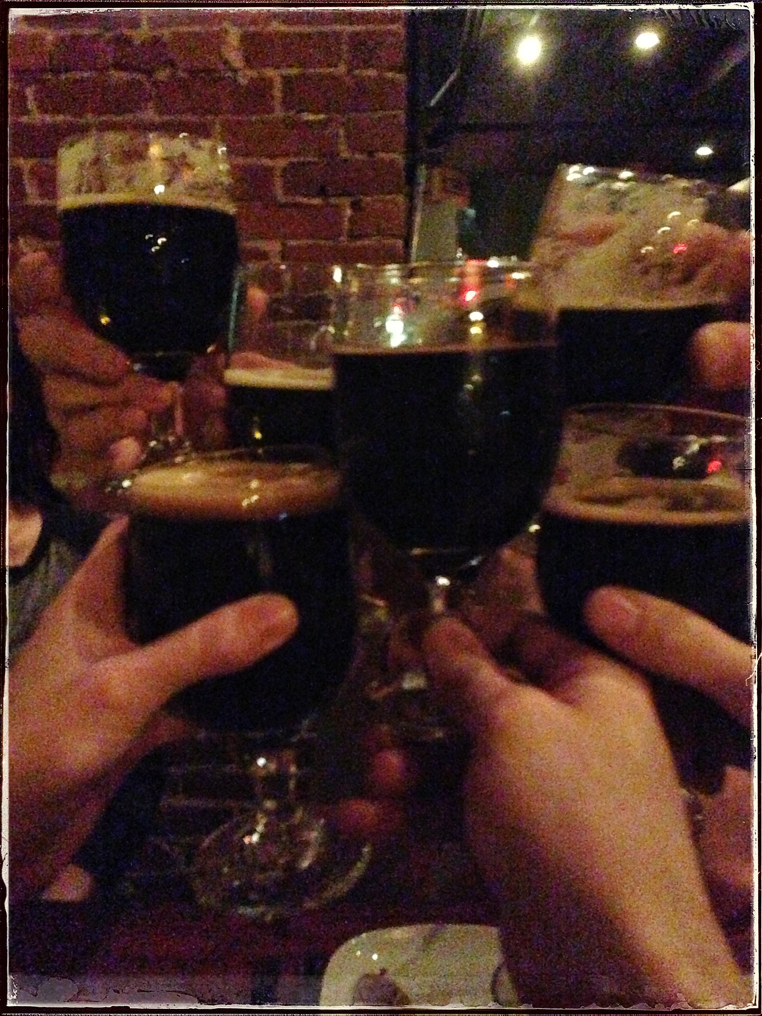 This is what Stout Fest looks like.