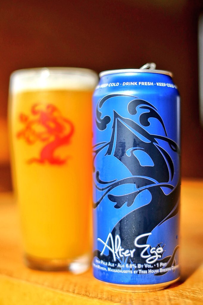 Alter Ego — Tree House Brewing Co
