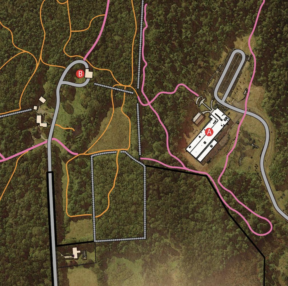 Preliminary Trail Map