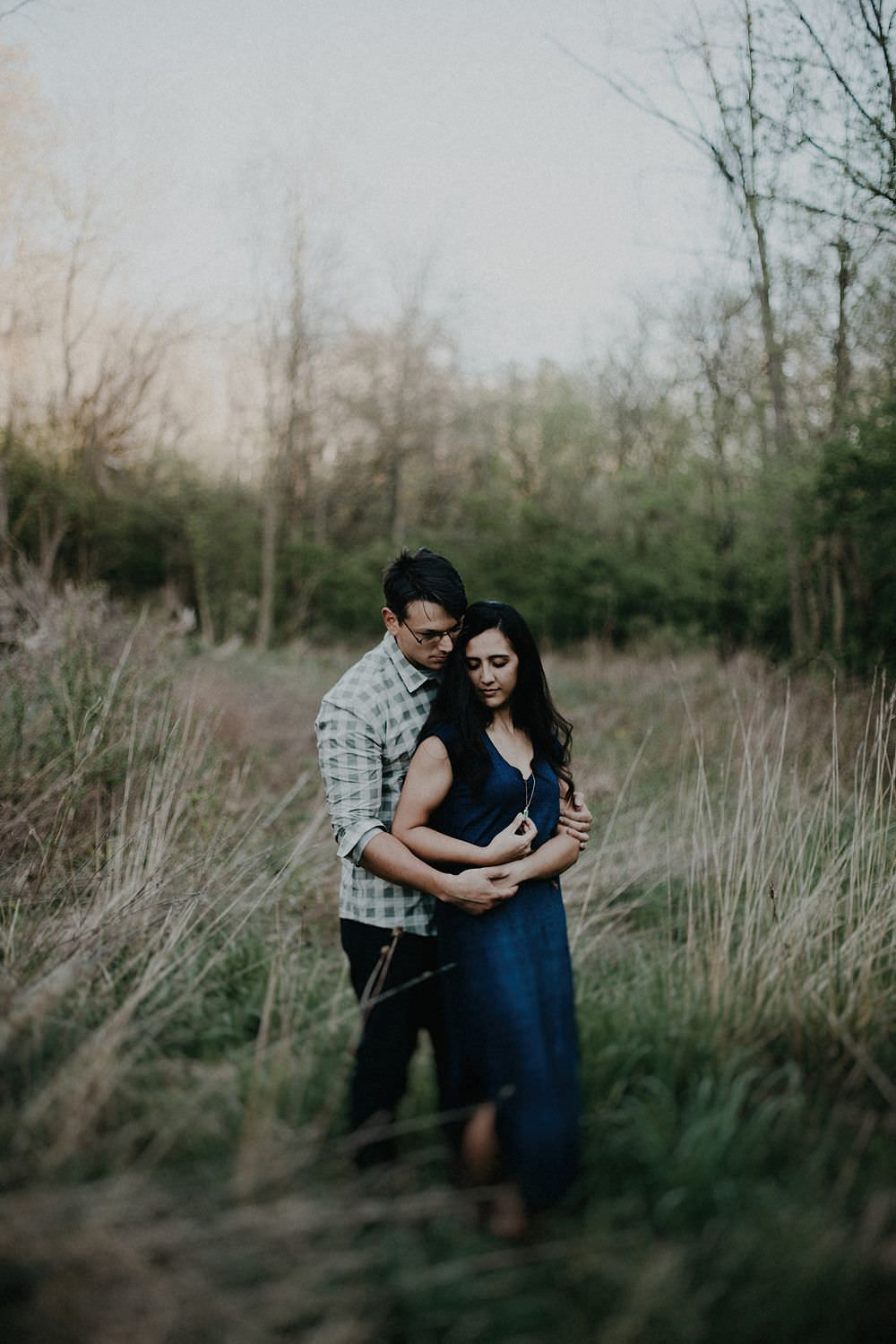 winton woods engagement