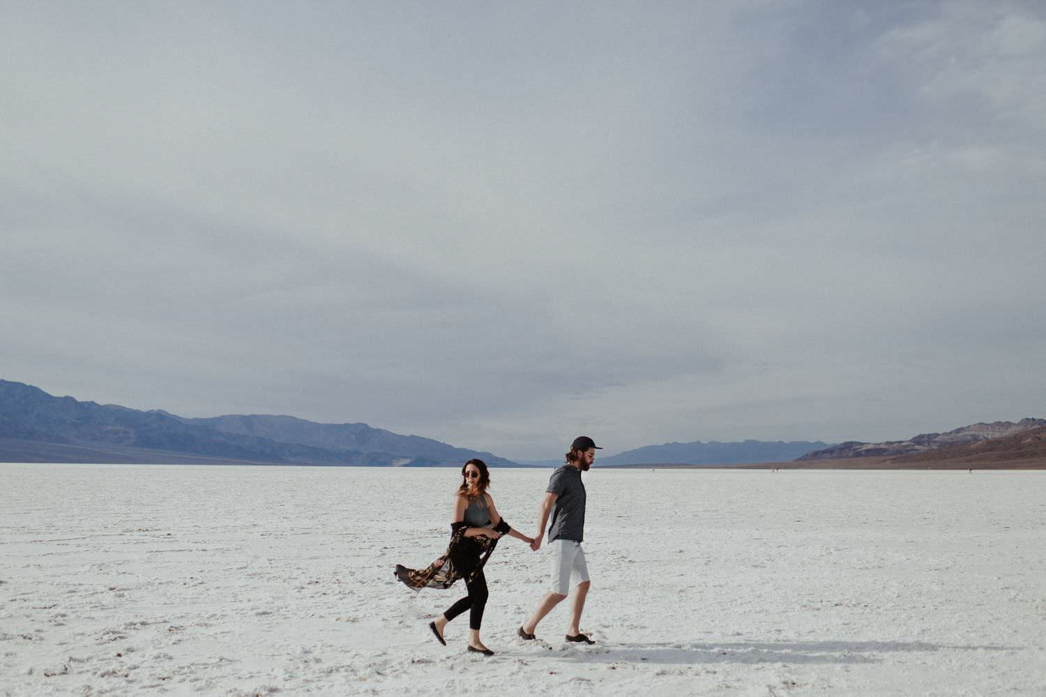 death valley engagement