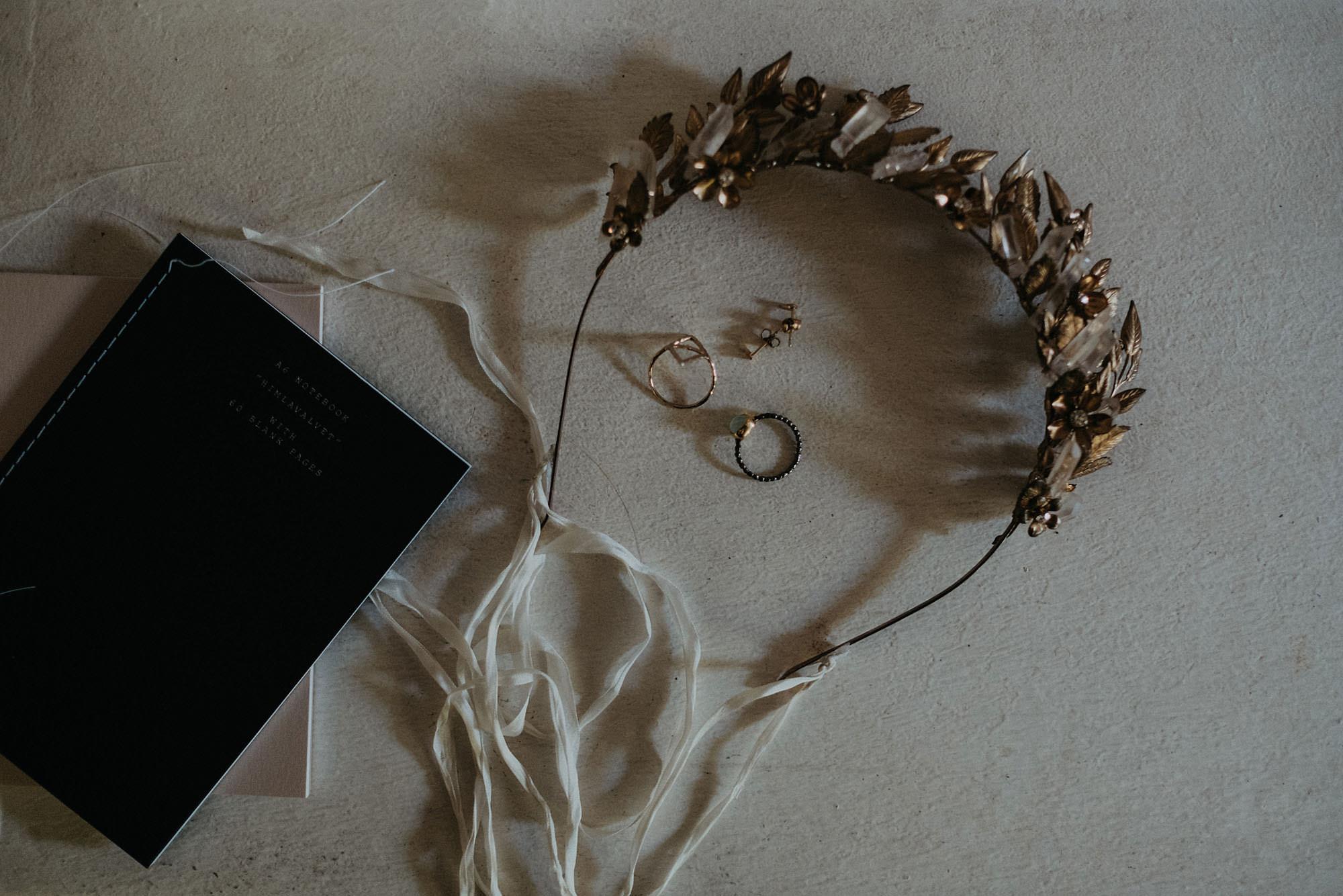 goult provence france elopement vow renewal crown