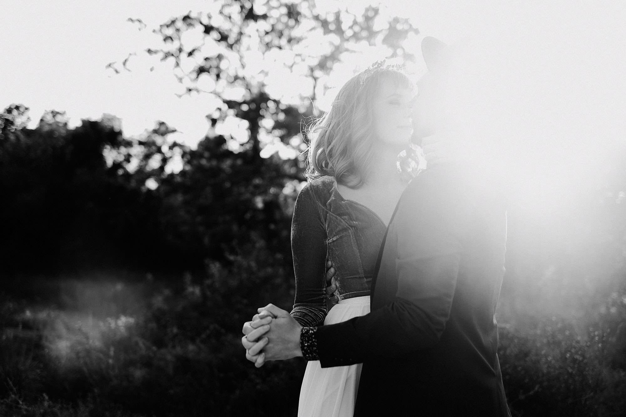 goult provence france elopement vow renewal couple dancing photo
