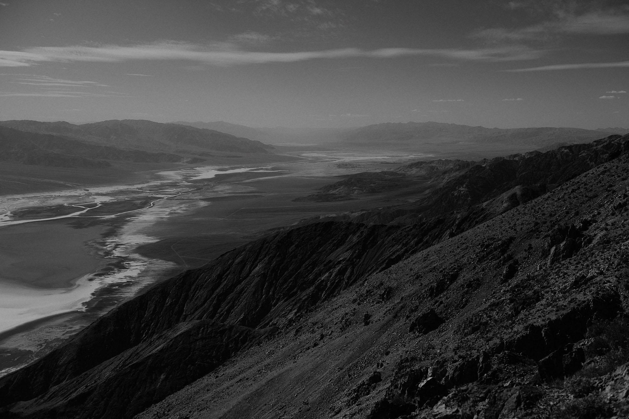 death valley adventure elopement wedding photographer national park badwater basin