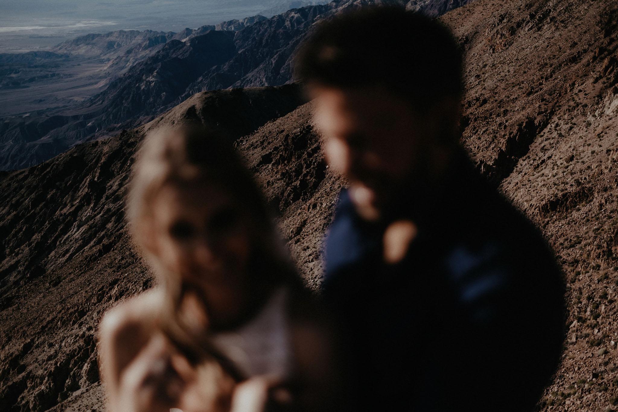 death valley adventure elopement wedding photographer national park couple portrait photo