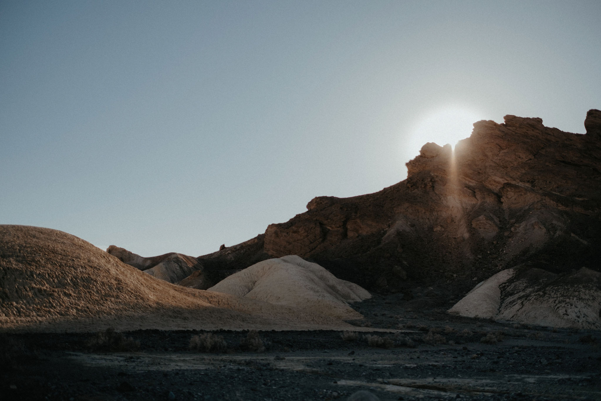 death valley adventure elopement wedding photographer national park desert landscape