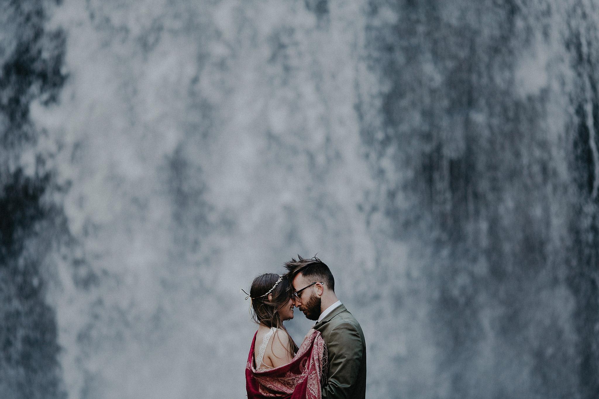 Taylor & Chris - Asheville, NC intimate wedding