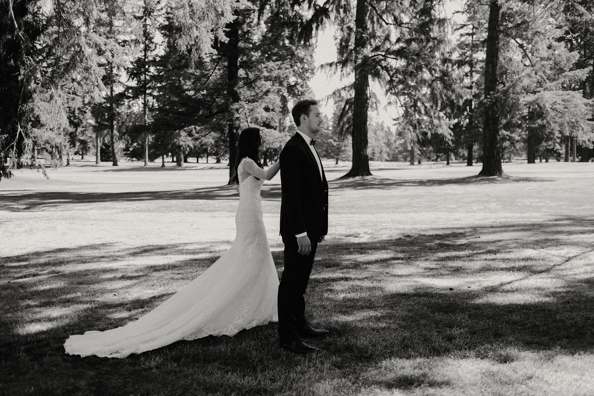 black and white cascade mountains first look