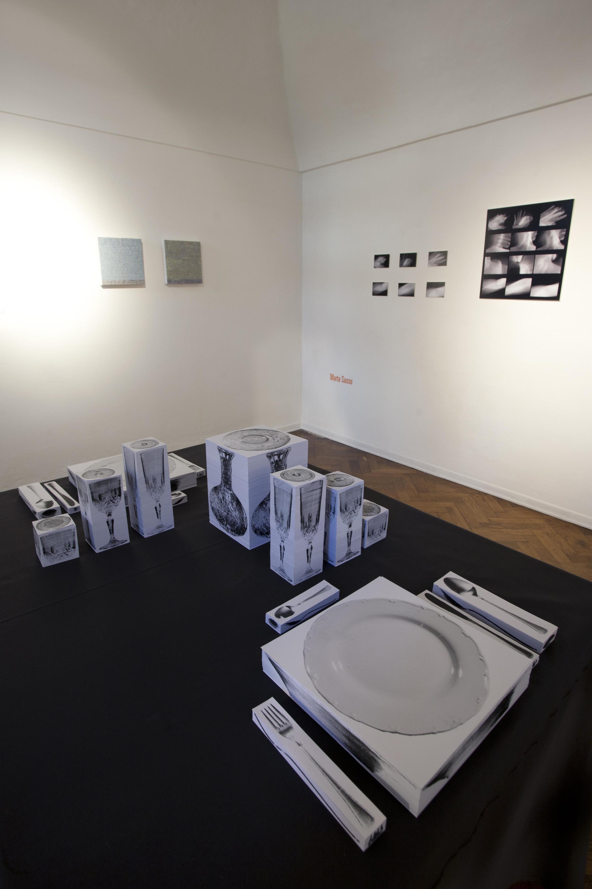 Nadir Valente  Untitled  (2011) carta