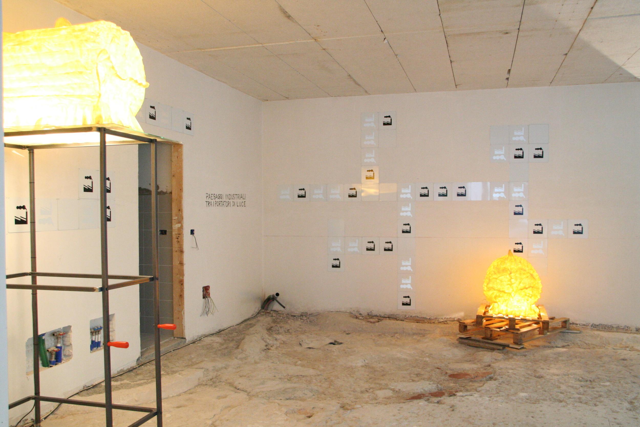 Pivotto L. - Paesaggi industriali tra i portatori di luce.JPG
