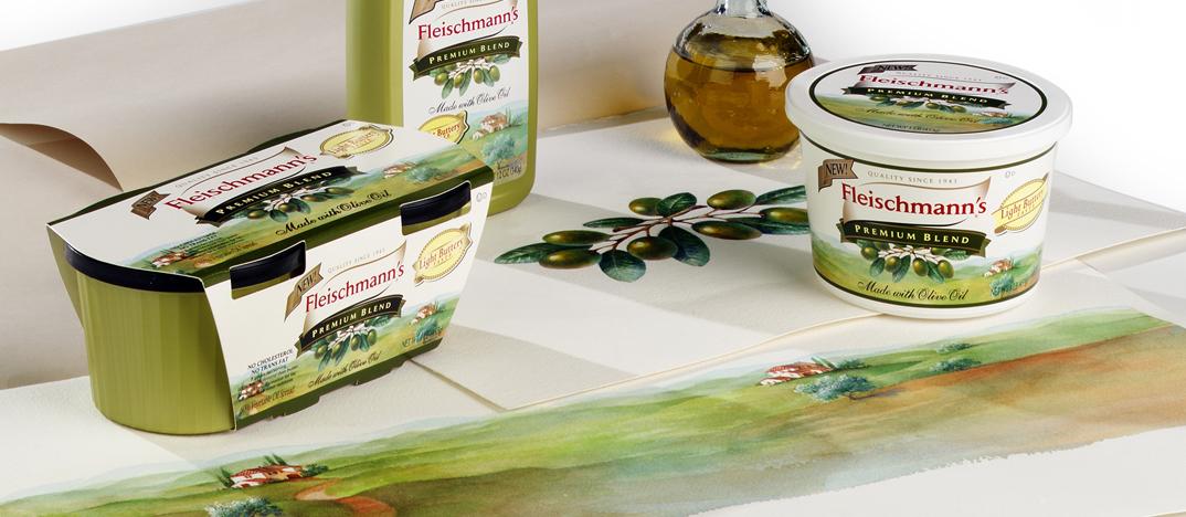 Fleischmann's Olive Oil
