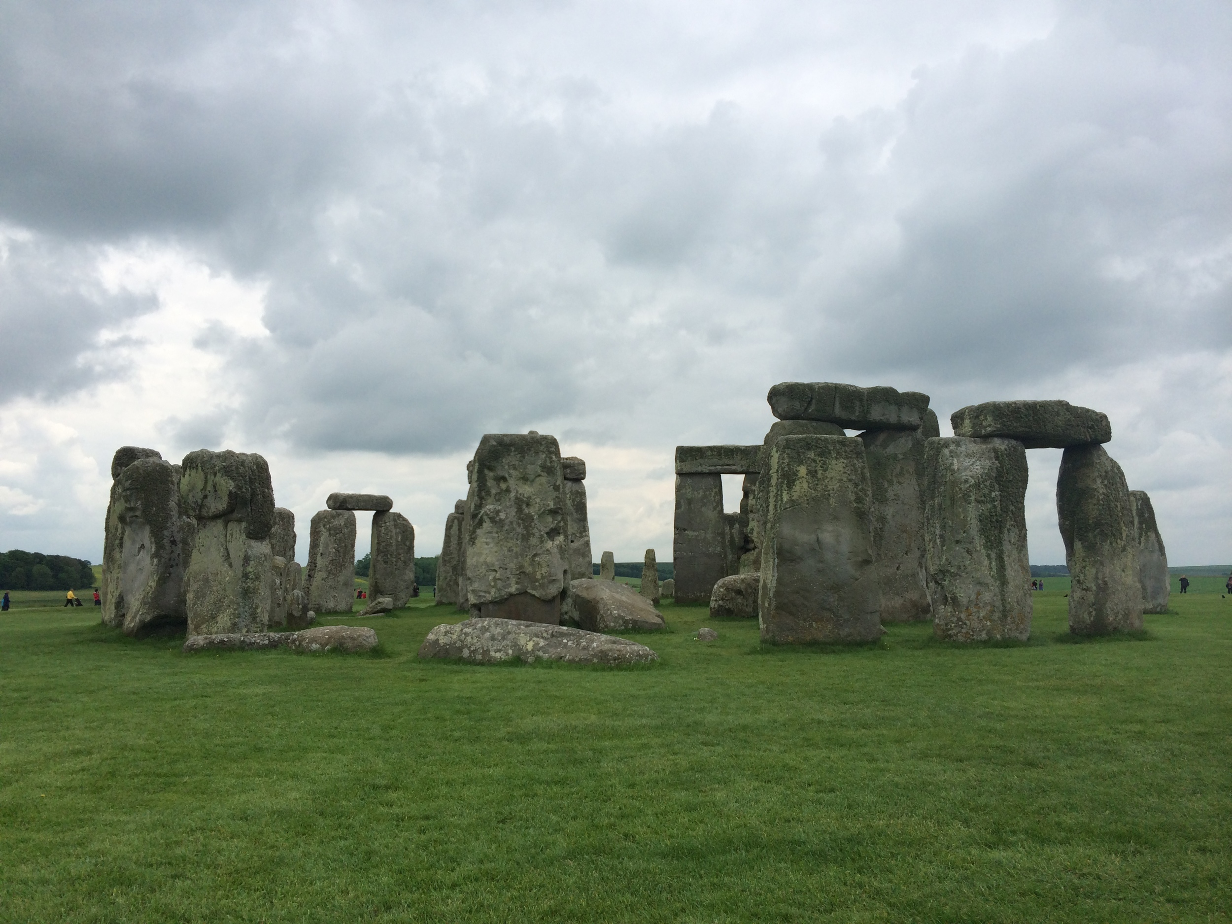Stonehenge--breath taking!