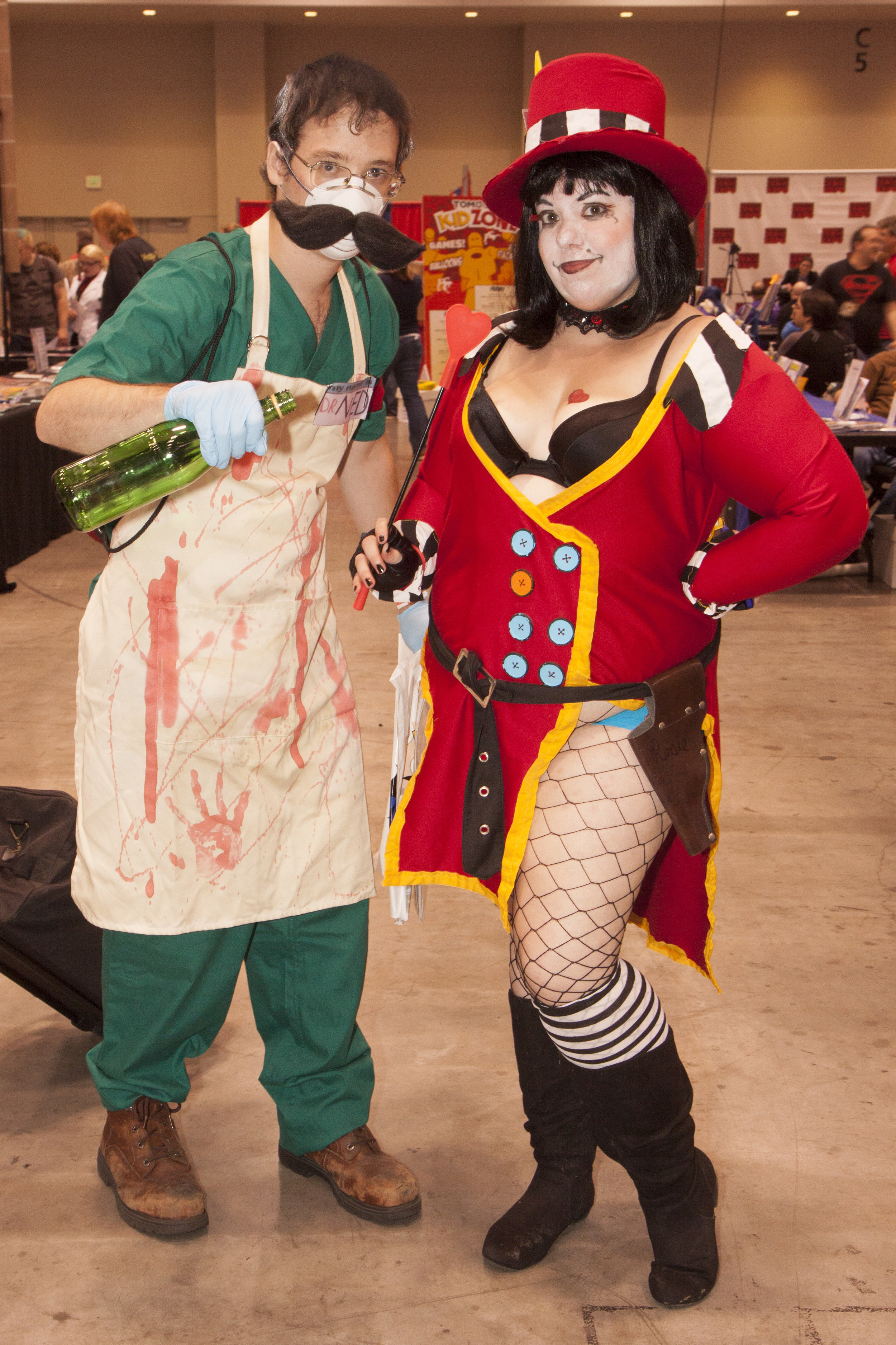Cincinnati Comic Expo 2014 - 71.jpg