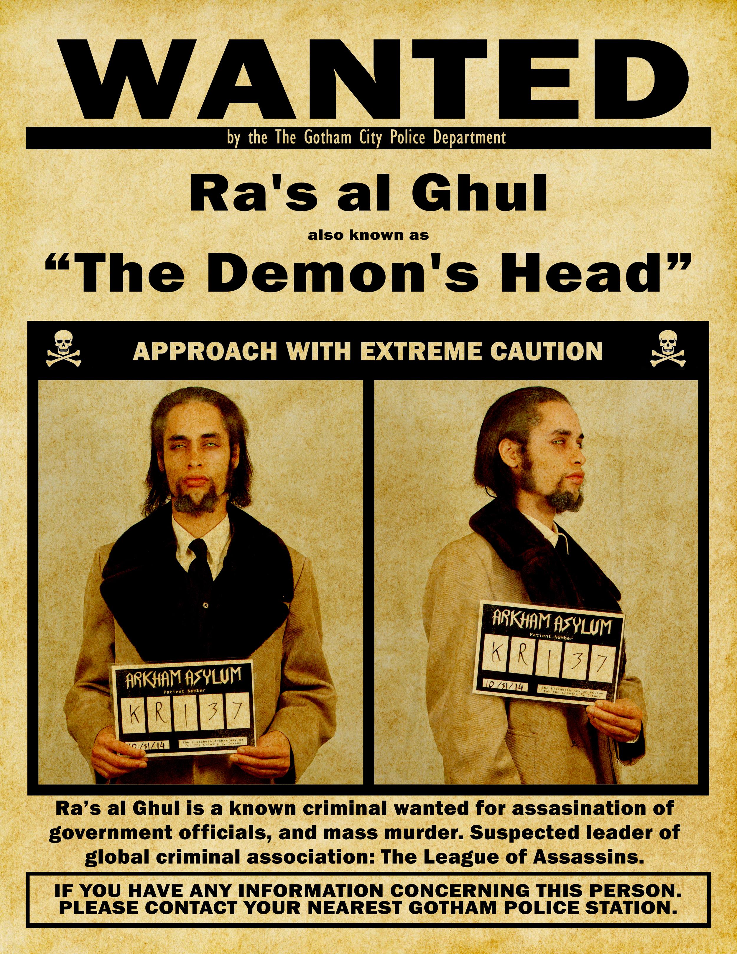 Gotham Mug Shot Ra's al Ghul.jpg