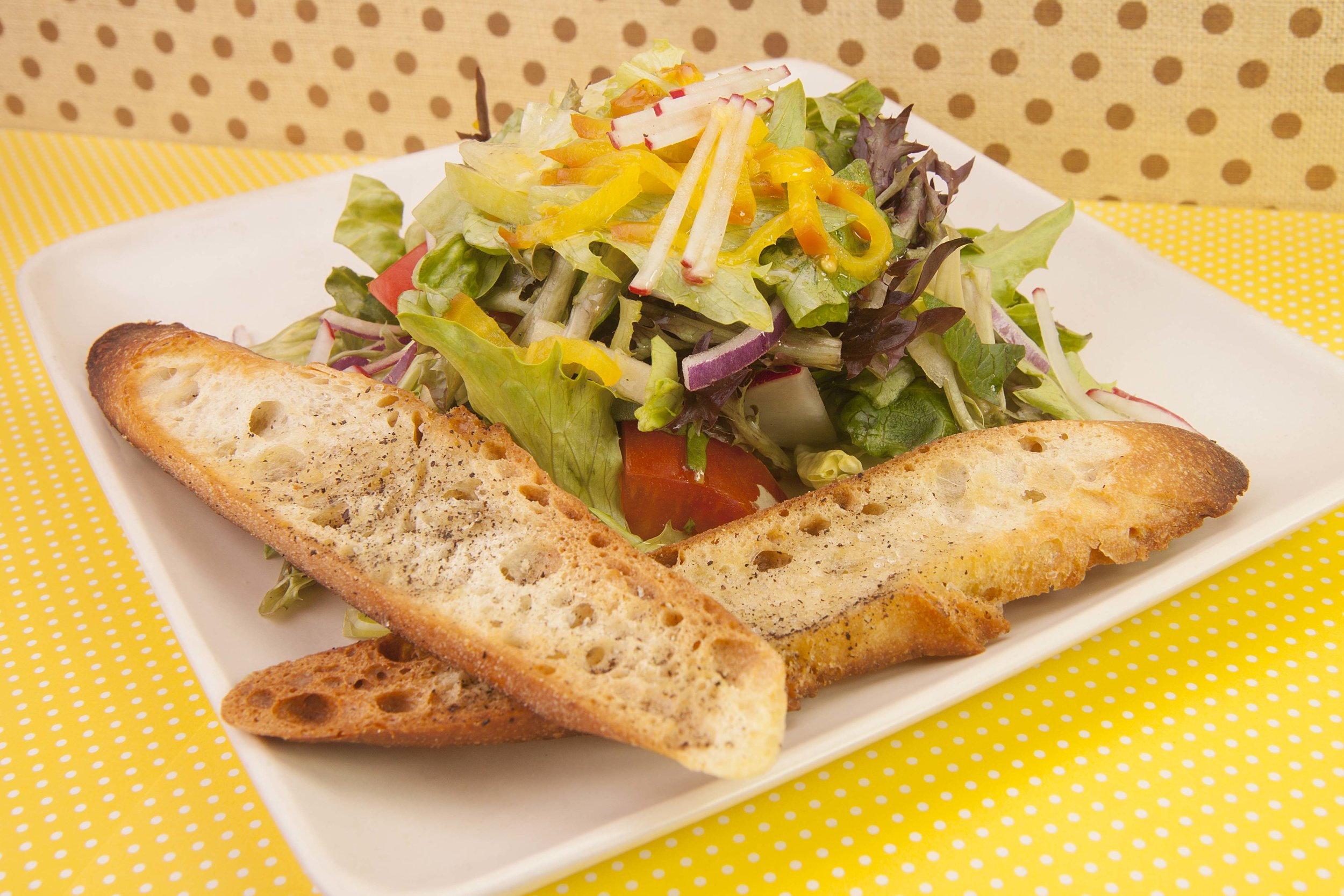 Shredded Salad with French Baguette Croutons2.jpg