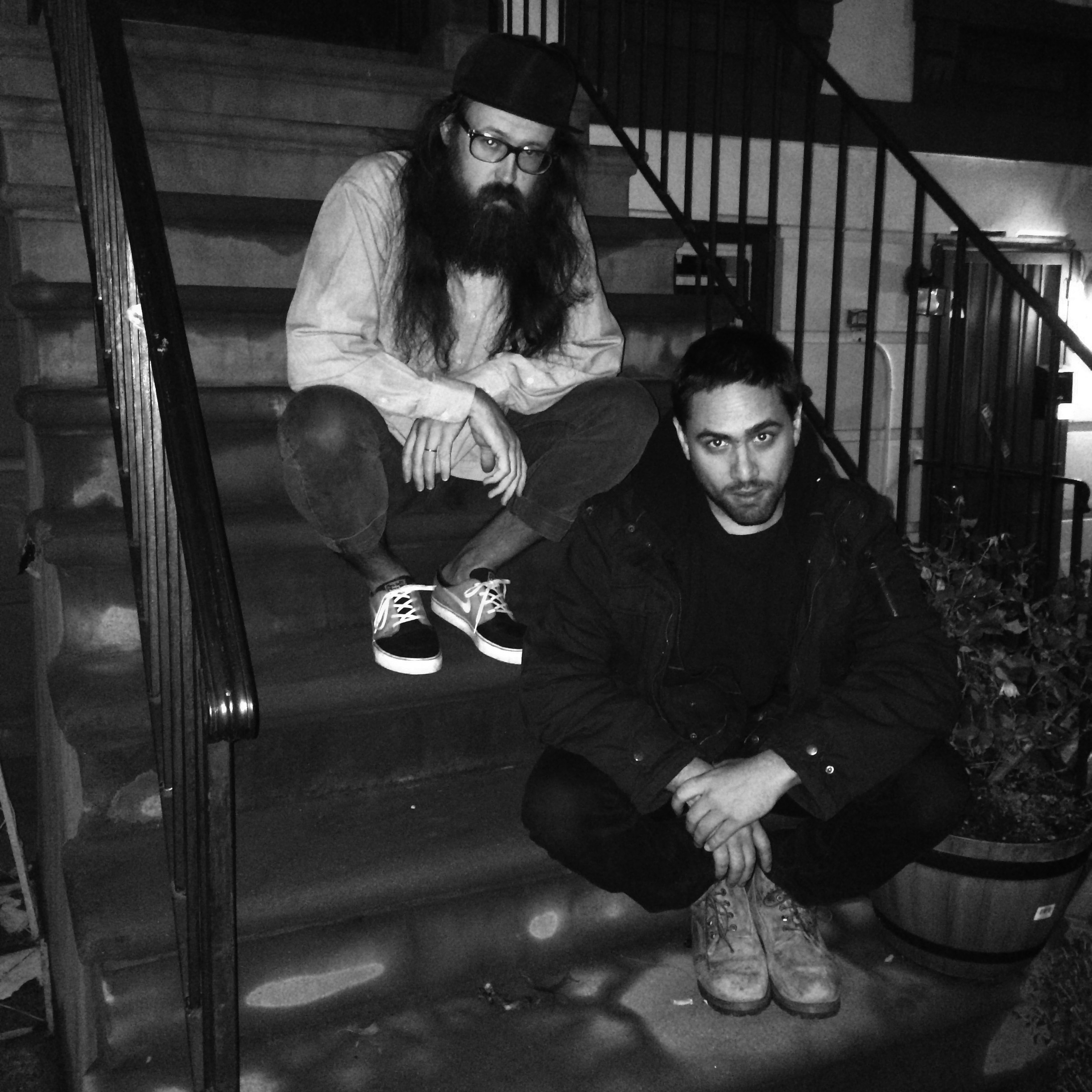 "MAKING A RECORD WITH DIAMOND TERRIFIER - STREAM THE FIRST TRACK  ""CASTLES"" VIA FADER"