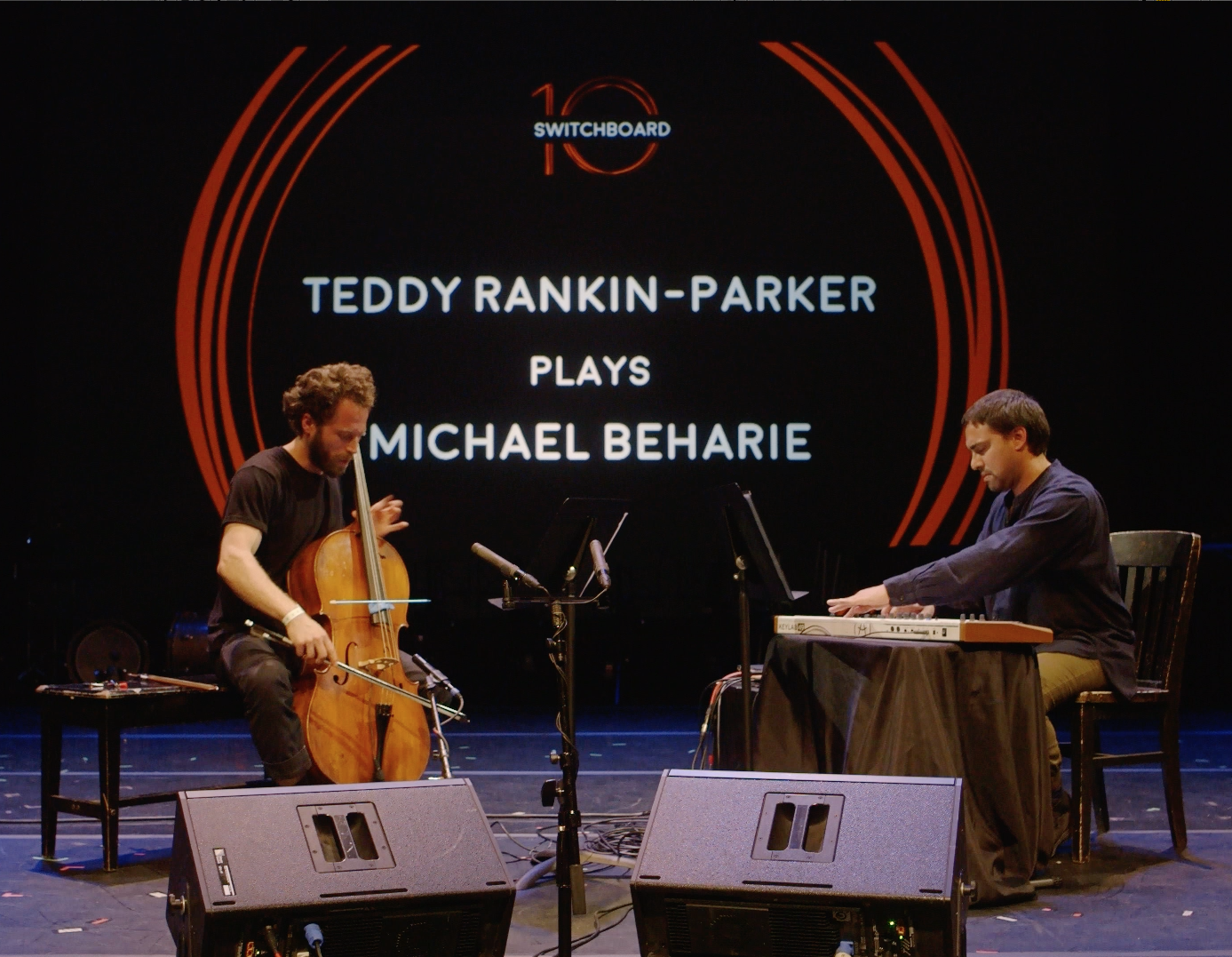 6/10/17 -- debut performance of duo piece for Teddy Rankin-Parker at Switchboard Music Festival (San Francisco)