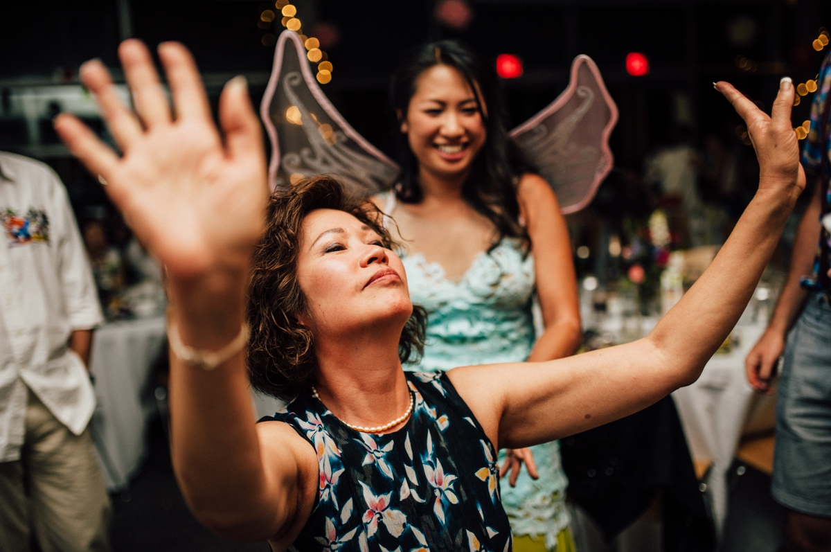 Fun Vancouver wedding photography