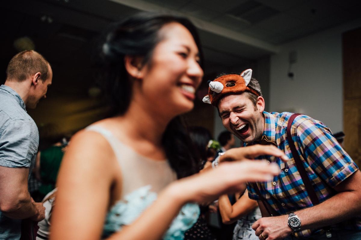 Vancouver wedding costumes